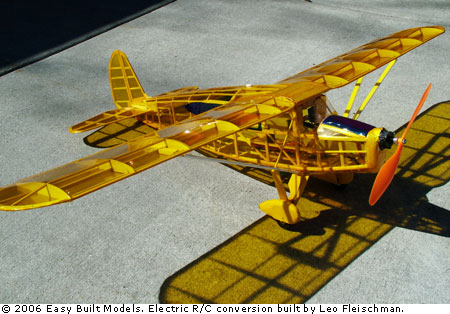 Easy Built Models Fairchild Ranger 50 Quot