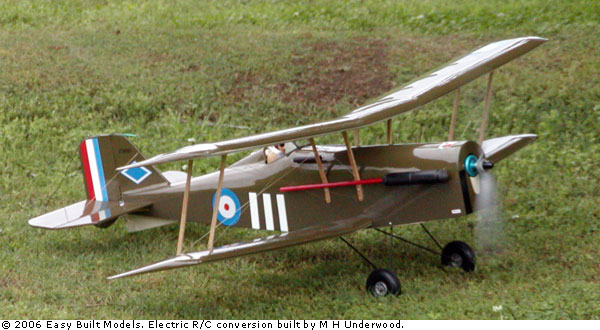 kit FF59 Royal Aircraft Factory SE5