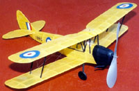 FF-61 de Havilland Tiger Moth