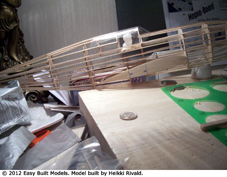 Fuselage Building to Build The Fuselage Flat