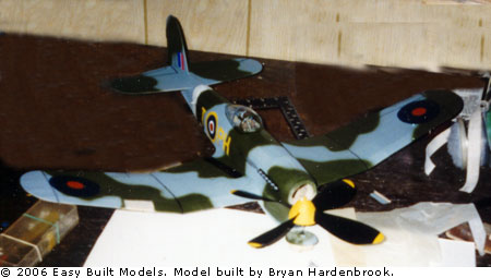 kit FF67 Hawker Typhoon (Tornado)