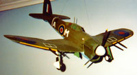 FF-67 Hawker Typhoon (Tornado)