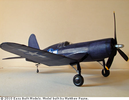 kit FF70 Vought Corsair
