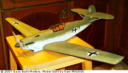 kit FF76 Messerschmitt Bf 109