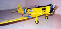 FF-77 North American Harvard Trainer
