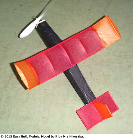 Easy Built Models Little Richard Laser Cut