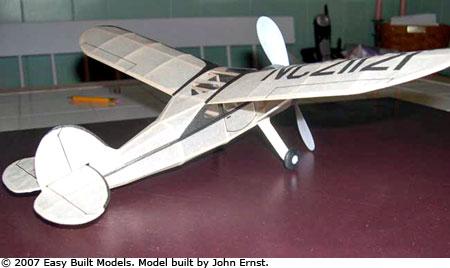 Easy Built Models Luscombe Phantom