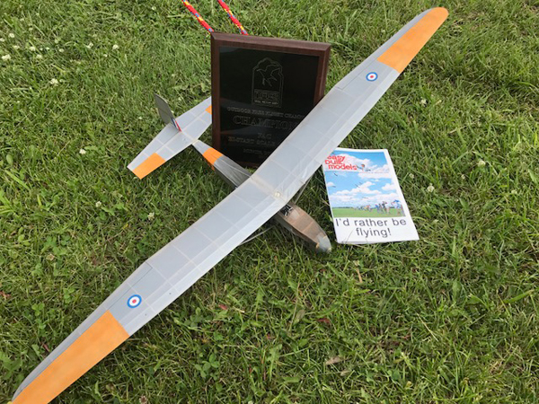 kit G10LC Slingsby Prefect Glider (Laser Cut)