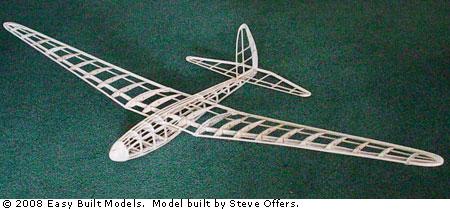Easy Built Models Muskoka Soarer