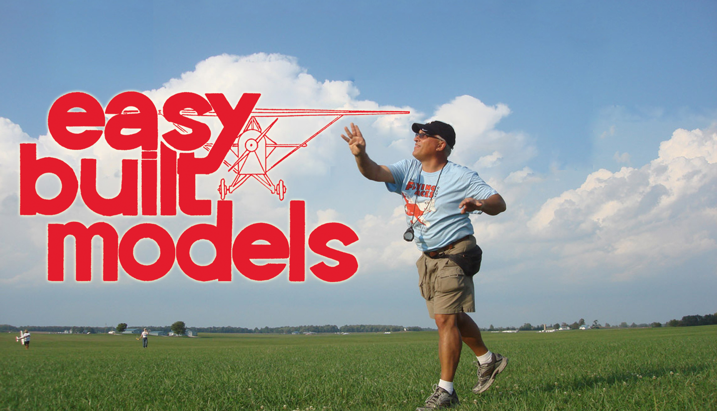 Easy Built Models website