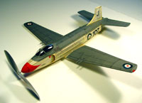 JX-07 Supermarine Attacker