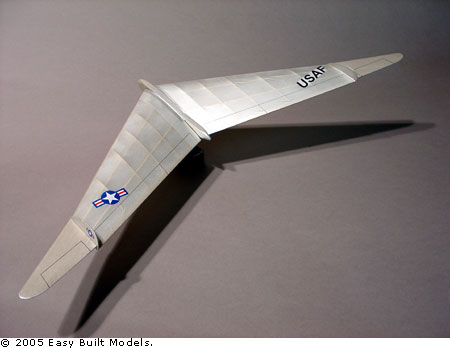 kit JX09 Flying Wing (Laser Cut)