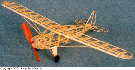 Balsa Wood Model Airplane Kits, Carpentry Wood Supplies