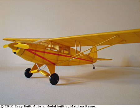 kit LC103 Piper Super Cruiser (Laser Cut)