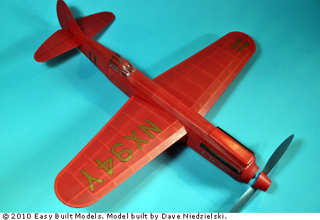 kit PD-10 Pearson Williams 1938 Mr Smoothie (Laser Cut)