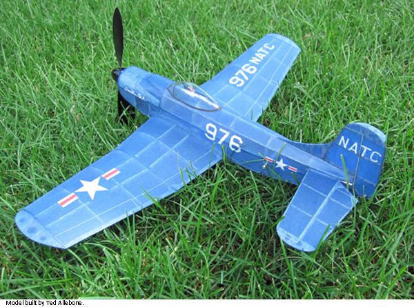 Easy Built Models Martin Am 1 Mauler Laser Cut