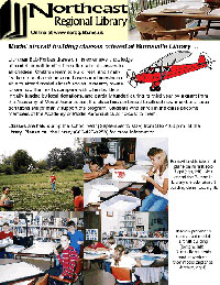 Burnsville Public Library model airplane club
