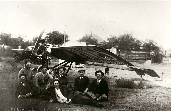 aircraft photos from before 1920s